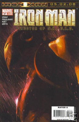 IRON MAN #27 NM (2008)