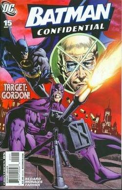 BATMAN CONFIDENTIAL #15 NM (2008)