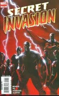 SECRET INVASION #1 NM (2008)