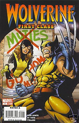 WOLVERINE FIRST CLASS #1 NM (2008)