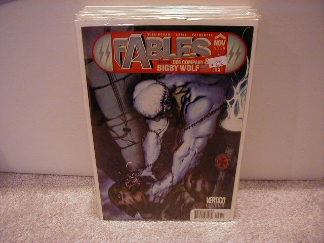 FABLES #29 VF/NM
