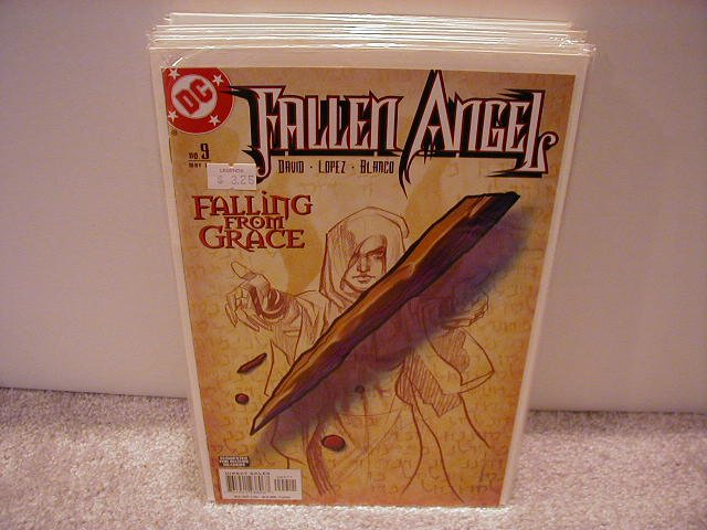 FALLEN ANGEL #9 VF/NM