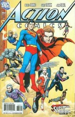 ACTION COMICS #863 NM (2008)