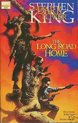DARK TOWER THE LONG ROAD HOME #2 NM(2008)