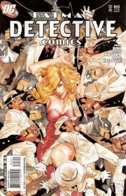 DETECTIVE COMICS #843 NM(2008)  BATMAN