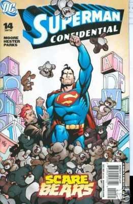 SUPERMAN CONFIDENTIAL #14 NM (2008)