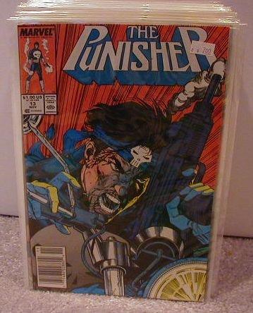 PUNISHER #13 VF/NM (1987)