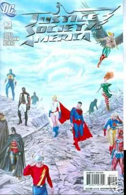JUSTICE SOCIETY OF AMERICA #14 NM (2008)