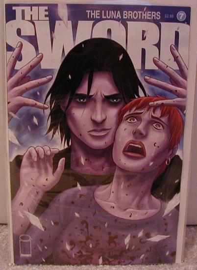 THE SWORD #7 NM (2008)