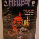 HELLBOY WAKE THE DEVIL #2 VF-