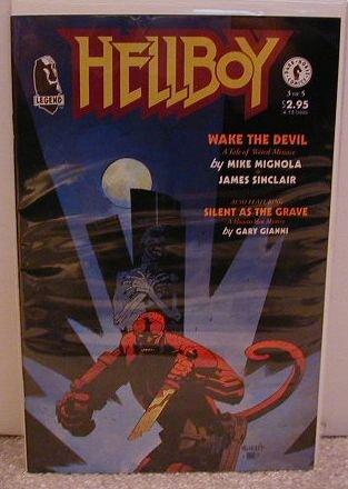 HELLBOY WAKE THE DEVIL #3 VF-