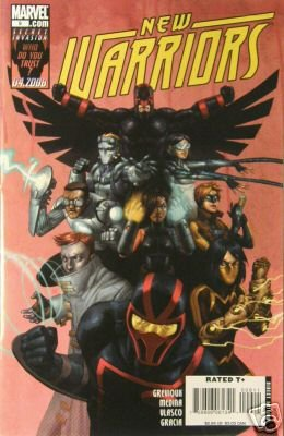 NEW WARRIORS #9 NM (2008)