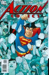 ACTION COMICS #864 NM (2008)