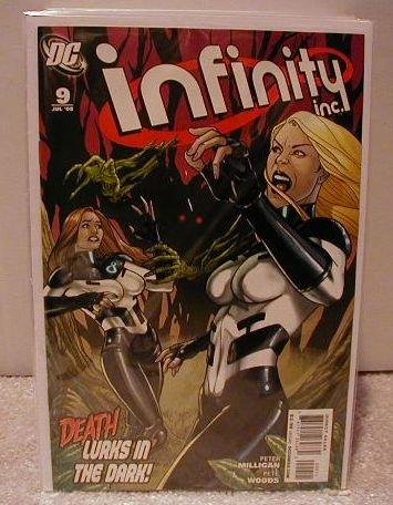 INFINITY INC. #9 NM (2008)