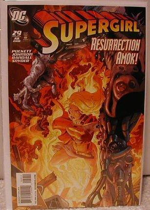 SUPERGIRL #29 NM (2008)