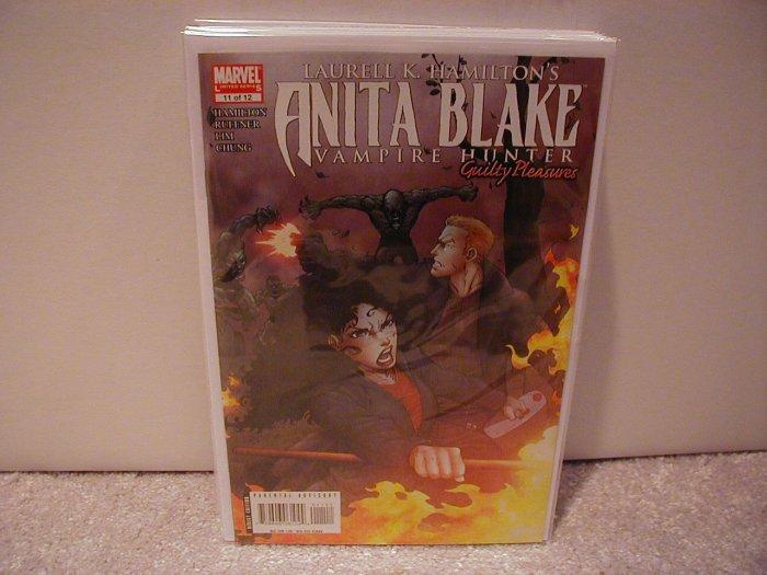 ANITA BLAKE # 11 OF 12 NM (2008)