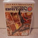 CAPTAIN BRITAIN  AND MI13 # 1 NM (2008) (SECRET INVASION)
