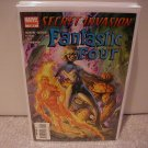 SECRET INVASION FANTASTIC FOUR # 1 OF 3 NM (2008) (SECRET INVASION)