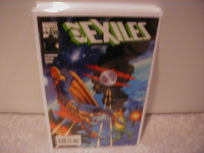 NEW EXILES # 6 NM (2008)
