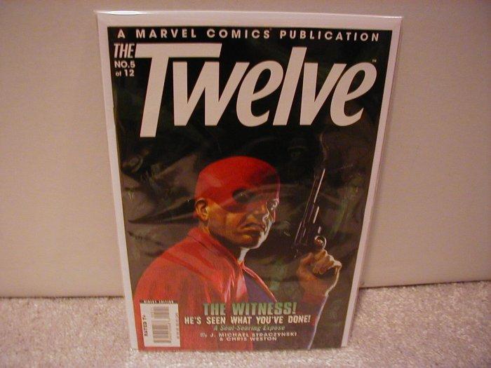 TWELVE # 6 OF 12 NM(2008)