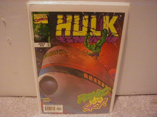 HULK #4 VF/NM (1999)