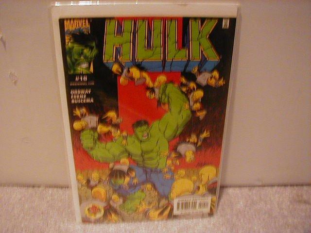 HULK #10 VF/NM (1999)
