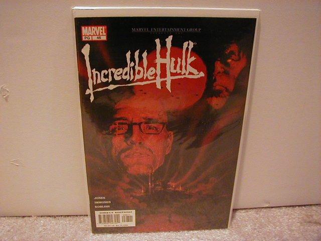 INCREDIBLE HULK #46 F/VF (2000)