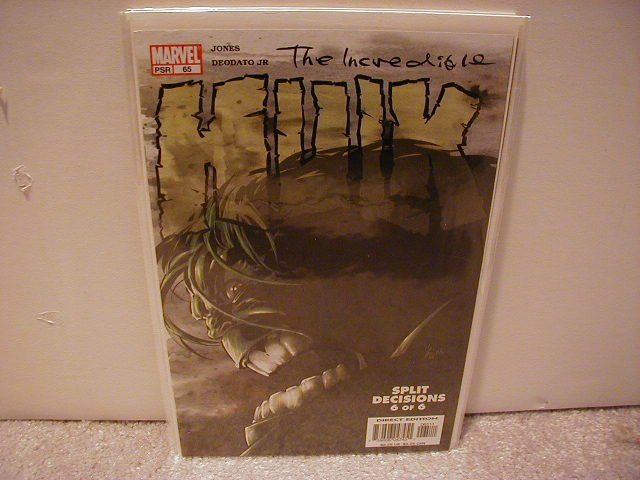 INCREDIBLE HULK #65 VF/NM (2000)