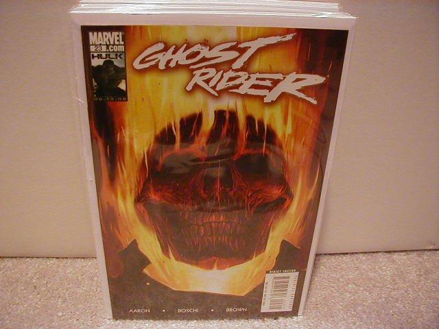 GHOST RIDER #23 NM (2008)