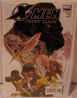 X-MEN FIRST CLASS #8 NM (2007)