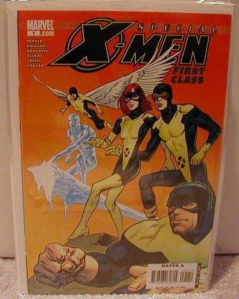 X-MEN FIRST CLASS SPECIAL #1 NM (2007)