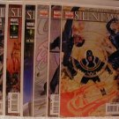SILENT WAR (INHUMANS)  SET OF 1-6 ALL NM * FREE SHIPPING PLUS BONUS*
