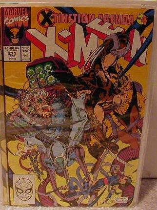 UNCANNY X-MEN #271 VF/NM X-TINCTION AGENDA PART 4