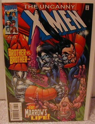 UNCANNY X-MEN #373 VF/NM