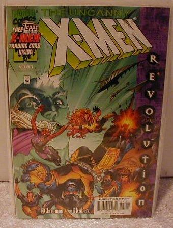 UNCANNY X-MEN #381 VF/NM