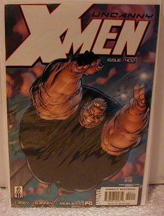 UNCANNY X-MEN #402 VF/NM