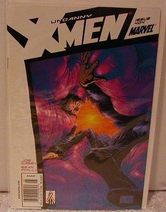 UNCANNY X-MEN #404 VF/NM