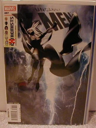 UNCANNY X-MEN  #487 VF/NM