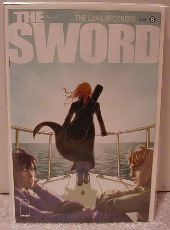 THE SWORD #8 NM (2008) IMAGE