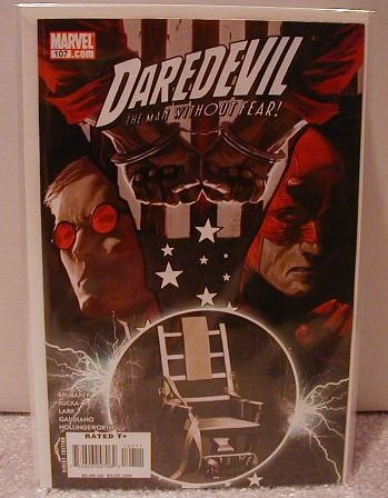 DAREDEVIL #107 NM (2008)