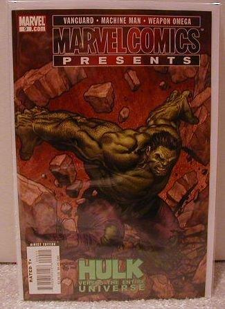 MARVEL COMICS PRESENTS #9 NM (2008) HULK