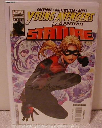YOUNG AVENGERS PRESENTS #5 NM(2008)