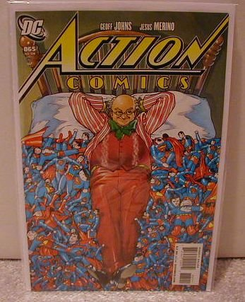 ACTION COMICS #865 NM(2008)