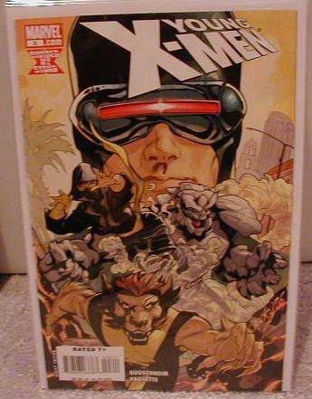 YOUNG X-MEN #3 NM(2008)
