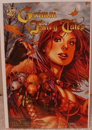 GRIMM FAIRY TALES #27 NM(2008) MATURE AUDIENCE PLEASE!