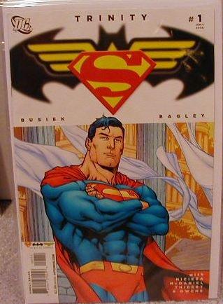 TRINITY #1 NM(2008) SUPERMAN BATMAN WONDER WOMAN