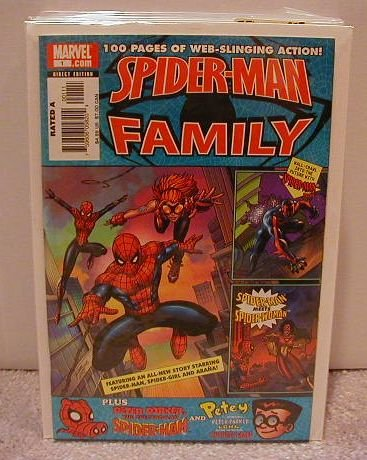 SPIDER-MAN FAMILY #1 NM (2005)