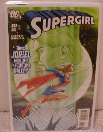 SUPERGIRL #30 NM (2008)