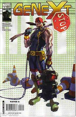 GENEXT #2 NM (2008)