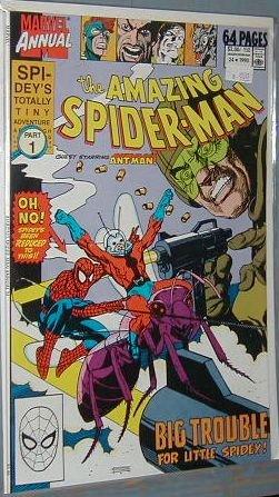 AMAZING SPIDER-MAN ANNUAL #24 NM